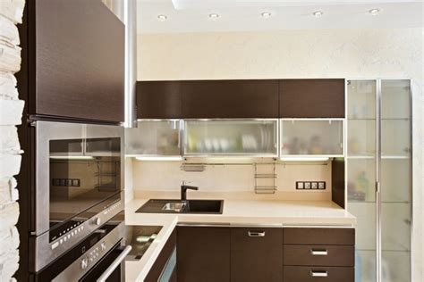 Glass Cupboards For Kitchens by Glass Kitchen Cabinet Doors Modern Cabinets Design Ideas