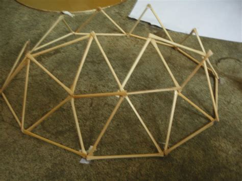 Geodesic Dome Template by Rag 132 Geodesic Dome
