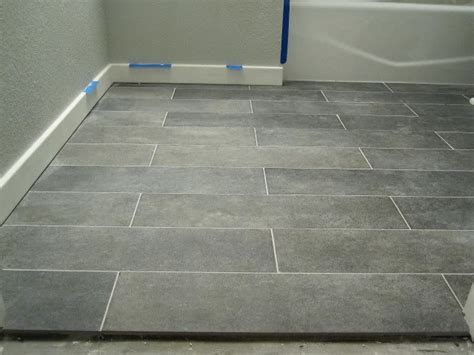 gray bathroom floor tile house interior decorating ideas