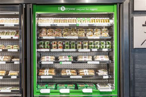Third Veggie Pret Is Opening on Exmouth Market - Eater London