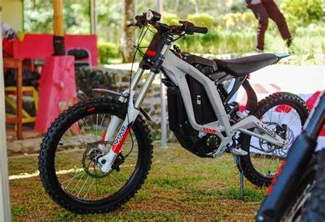 Viar E Cross 2019 by Kenalkan Ini Dia Motor Trail Bertenaga Listrik Viar E