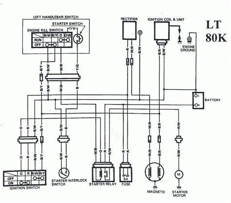 lt80 suzuki z400 z400