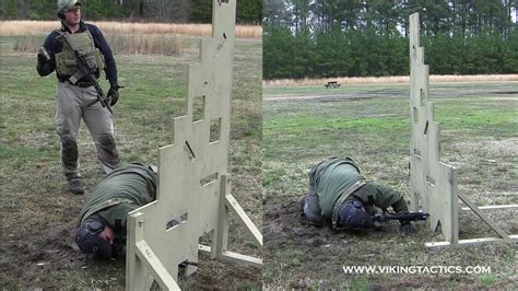 viking wall vtac 9 rifle drill