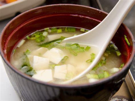 de recette de cuisine soupe miso traditionnelle recette de soupe miso
