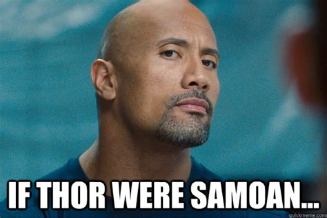 Samoan Memes - samoan thor memes quickmeme