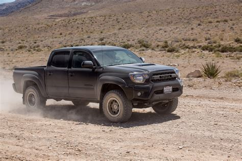 Tacoma is unchanged for 2015, although there is a new tacoma trd pro model available. 2015 Toyota Tacoma Reviews - Research Tacoma Prices ...
