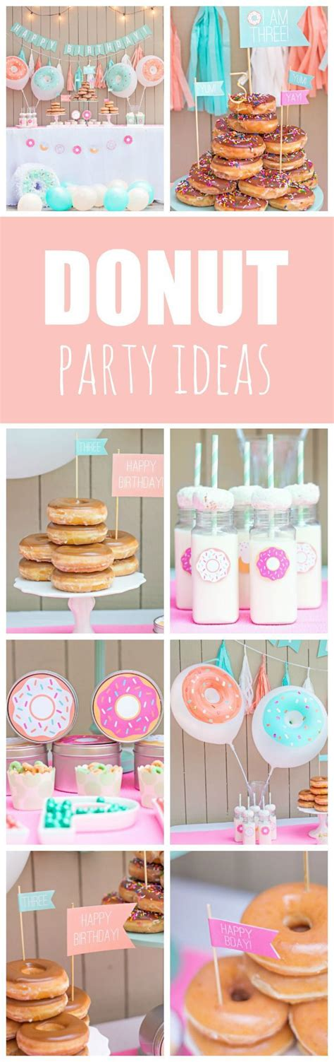 46 best donut party ideas images on 245 best for images on birthday