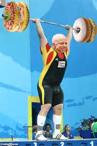 John McCain Weight Lifting Pictures - Freaking News