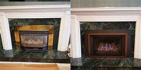 gas fireplace insert buyers guide regency fireplace products