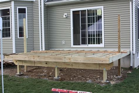 proper deck framing pictures  pin  pinterest pinsdaddy