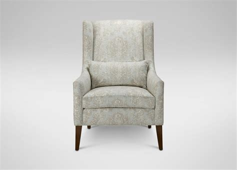 ethan allen armchair kyle wing chair chairs chaises 3598