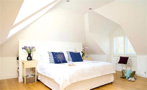 Loft Interiors With Marvelous Bedrooms