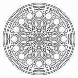 Mandala Colouring Crochet Meditation Yarn Circle Coloring Word sketch template
