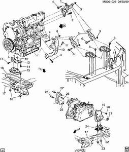 Engine  U0026 Transaxle Mounting