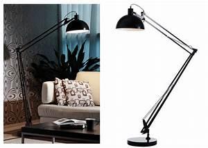 Furniture retro lamp design ideas inspiring for modern for Retro angled floor lamp