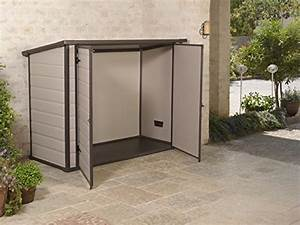Fahrradbox Kunststoff Billig : keter 17193463 fahrradbox bike more kunststoff beige braun ~ Whattoseeinmadrid.com Haus und Dekorationen