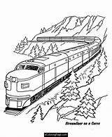 Coloring Steam Engine James Train Colouring Printable Popular sketch template