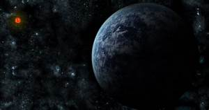 Approaching Gliese 581 D by Chrillen on deviantART