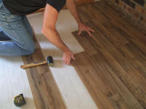 install laminate flooring installing laminate