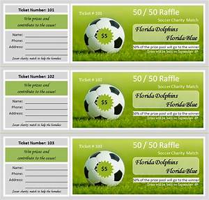 50 50 raffle ticket template free idealvistalistco for 50 50 raffle tickets template