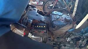 Servis Motor Dengan Sistem Pengapian Dc   Suzuki Shogun