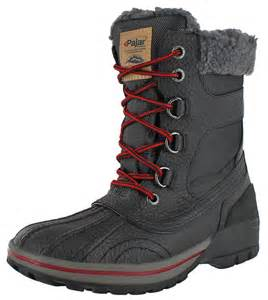 pajar canada burman 39 s winter boots duck waterproof size 7 7 5 us 40 ebay