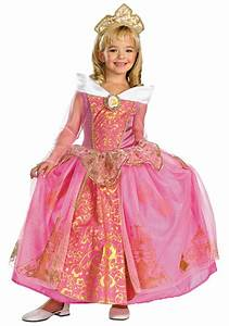 Kids Prestige Disney Princess Aurora Costume - Mr. Costumes