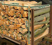 Kubikmeter Berechnen Holz : raummeter wikipedia ~ Yasmunasinghe.com Haus und Dekorationen