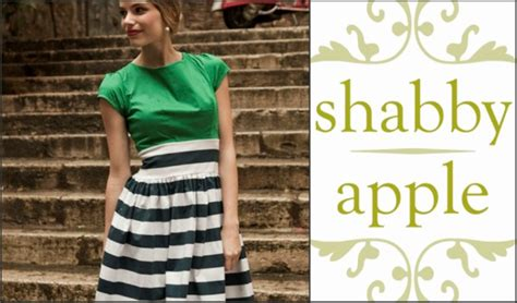 shabby apple email the shabby apple shabby apple giveaway clothing tips