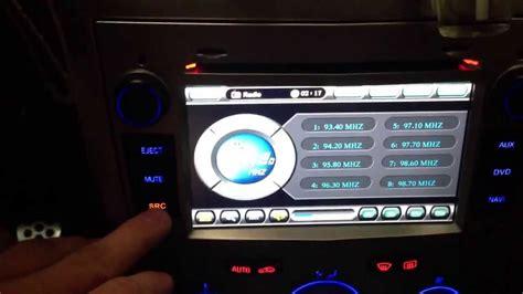 doppel din radio navi opel astra h doppel din radio tuning navigation navi dvbt 2din