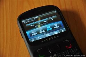 Alcatel Tribe One Touch 813D Review