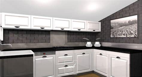 comment renover une cuisine en bois rénovation cuisine à lésigny mh deco