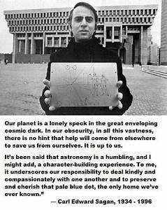 Carl Sagan'... Sagan Famous Quotes