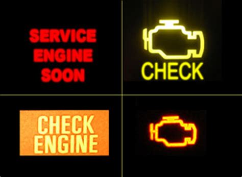 what happens when the check engine light comes on how to maintain a car illustrated guides