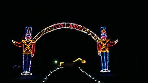 bull run festival of lights parks centreville va yelp