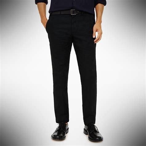 stylish summer pants  men office wear edition