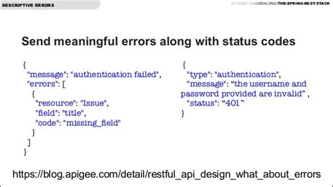 rest apis with