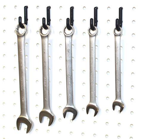 Wallpeg Pro Kit  Pegboard Shelves, Bins, And Locking Peg