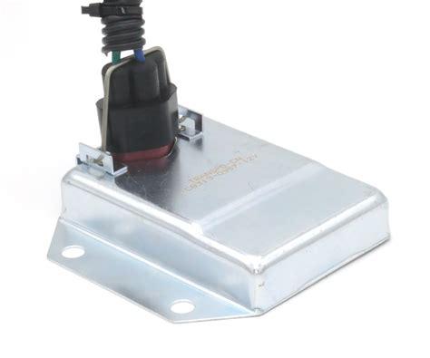 Erck External Voltage Regulator Kit Chrysler Dodge Jeep