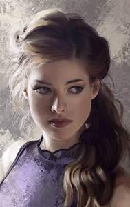 """Portrait Practice"" - Mandy Jurgens {figurative realism ..."