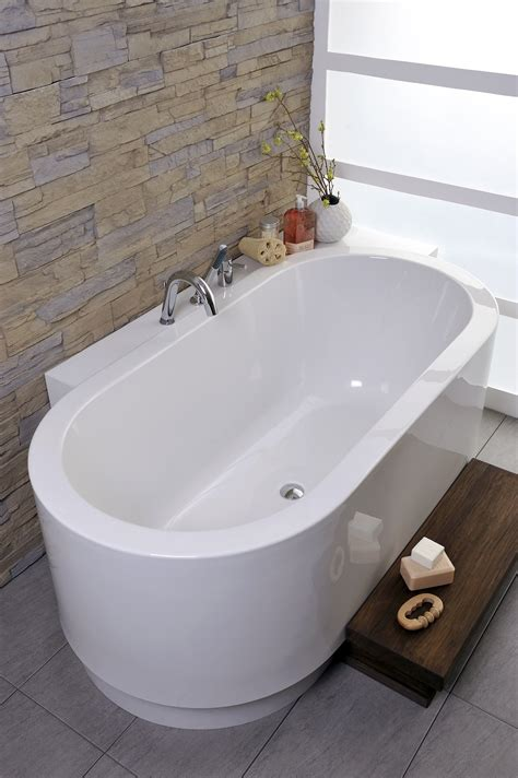 deck tub freestanding tub with deck mount faucet home ideas