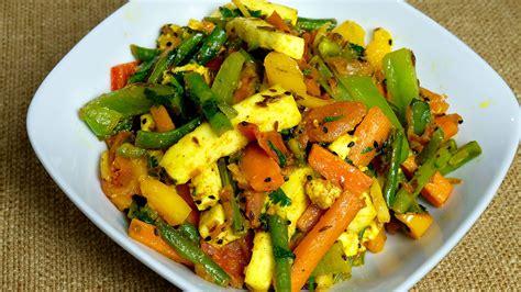 paneer jalfrezi manjula s kitchen indian vegetarian