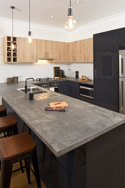 flat pack kitchens gallery  rustic paradise kitchen