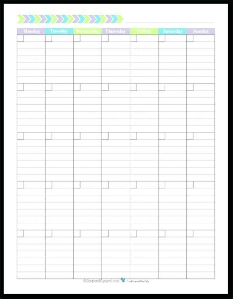 printable calendar scattered squirrel calendar