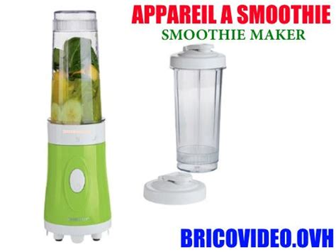 blender  smoothie lidl silvercrest ssm   test avis