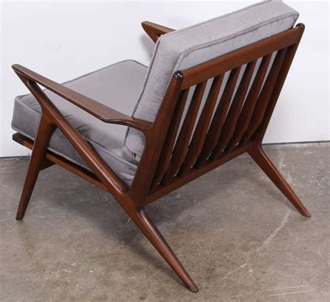 Selig Z Chair Straps by Poul Z Chair For Selig At 1stdibs
