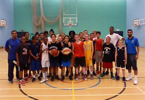 play basketball join   leicester warriors basketball