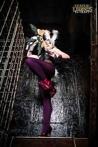 Battle Bunny Riven cosplay by magmasaya on DeviantArt