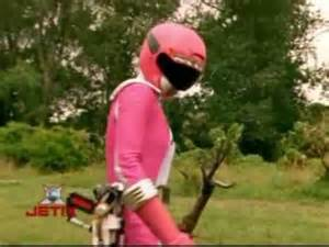 Power Rangers Operation Overdrive Pink