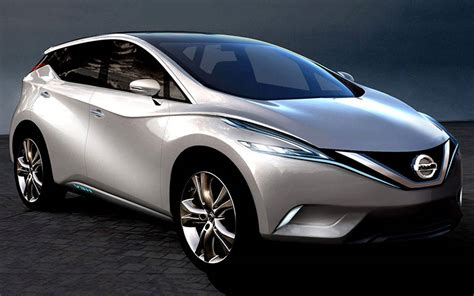 led outside lights 2019 nissan murano concept changes specs release date